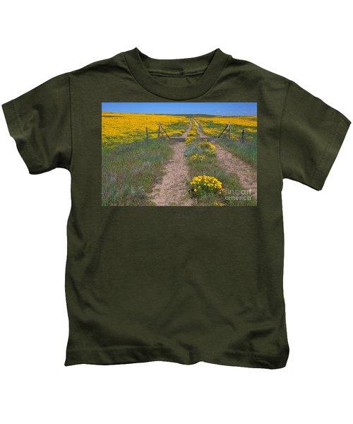The Golden Gate Kids T-Shirt