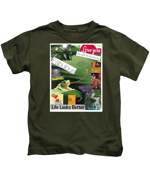 The Magic Of Life Kids T-Shirt