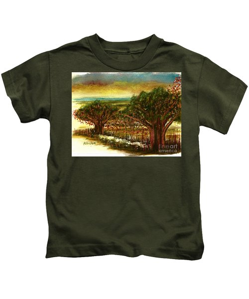 The Voices Of The Wind Kids T-Shirt