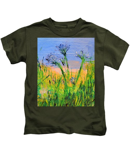 Thistles One Kids T-Shirt