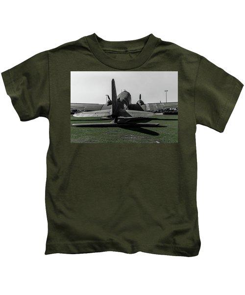 Uss Alabama Museum Kids T-Shirt