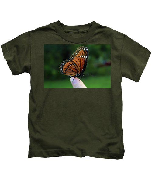 Viceroy Butterfly Kids T-Shirt