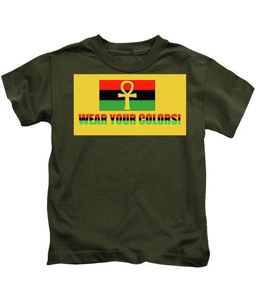 Wear Rgb Kids T-Shirt