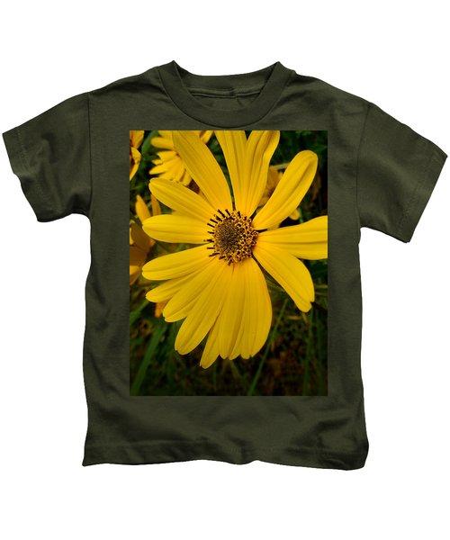Wild Yellow Kids T-Shirt