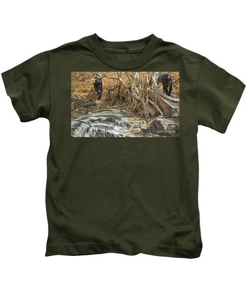 You Take The High Ridge Kids T-Shirt