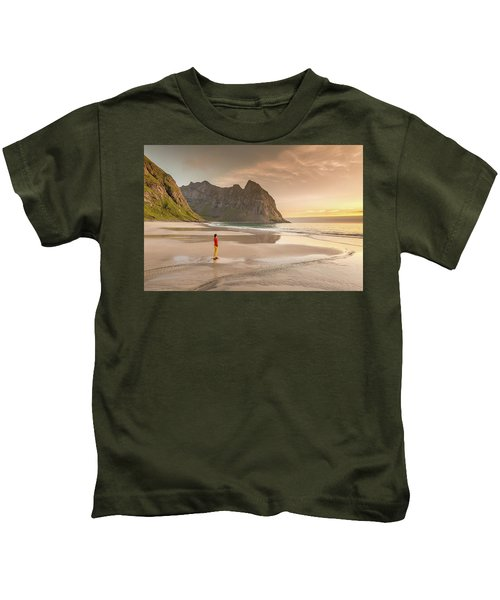 Your Own Beach Kids T-Shirt
