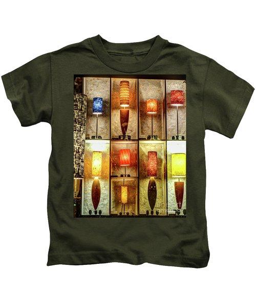 1221b Lincoln St. Kids T-Shirt