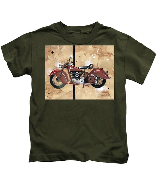 1946 Chief Kids T-Shirt