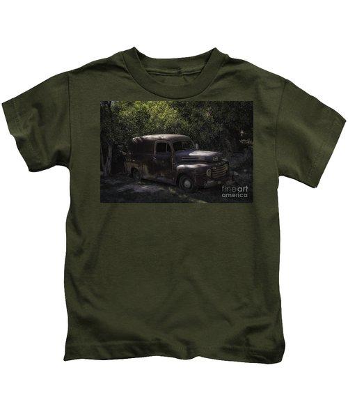 1950 Ford Panel Truck  Kids T-Shirt