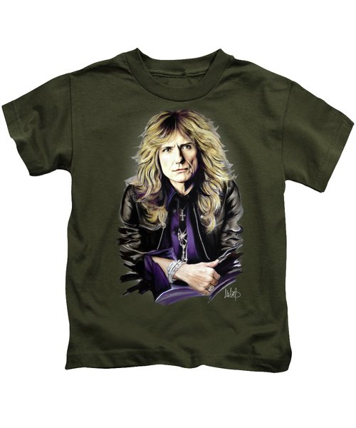 David Coverdale 1 Kids T-Shirt