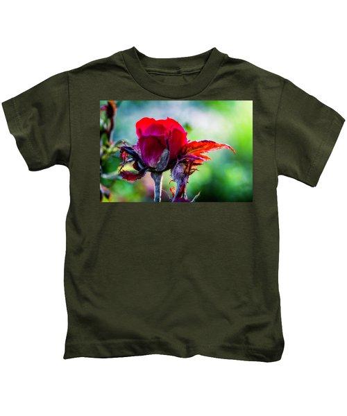 Fading Beauty Kids T-Shirt