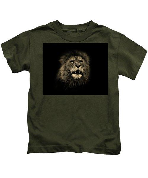 Lions Roar Kids T-Shirt