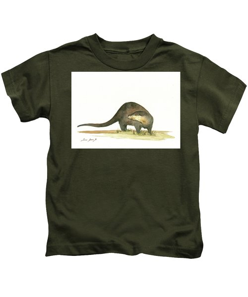 Otter Kids T-Shirt