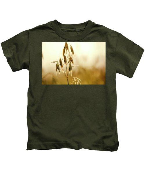 Summer Oat Kids T-Shirt