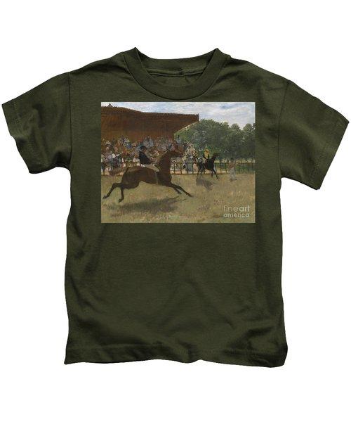 The False Start Kids T-Shirt