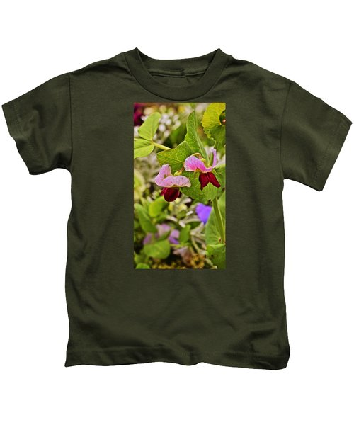 2015 Summer's Eve At The Garden Sweet Pea 2 Kids T-Shirt