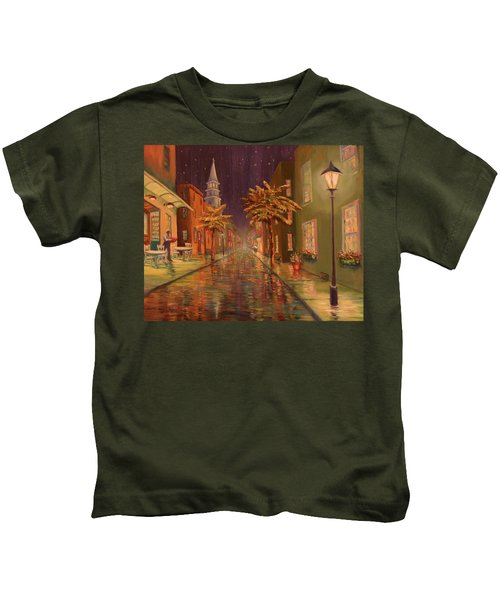 24 Hour Delivery Kids T-Shirt