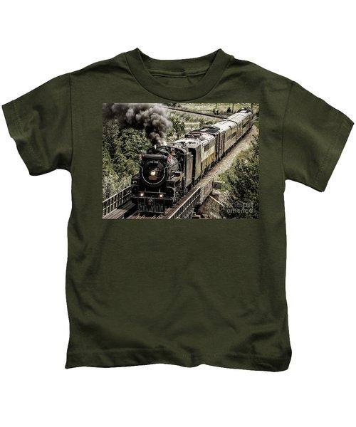 2816 Empress At Seebee Crossing Kids T-Shirt