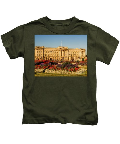 Buckingham Palace, London, Uk. Kids T-Shirt