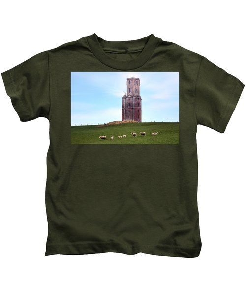 Horton Tower - England Kids T-Shirt