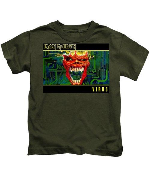 Iron Maiden Kids T-Shirt