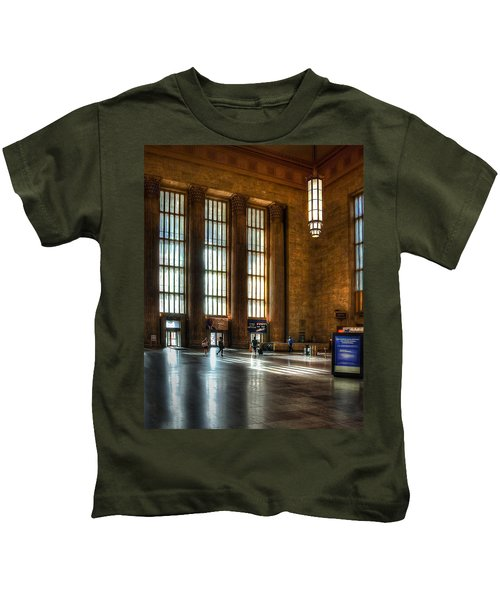 30th Street Station Kids T-Shirt