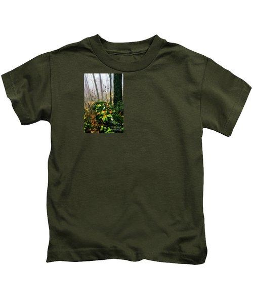 Autumn Monongahela National Forest Kids T-Shirt