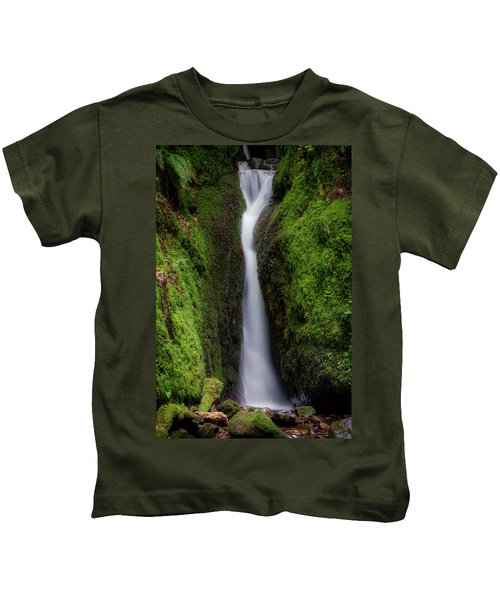 Dollar Glen In Clackmannanshire Kids T-Shirt