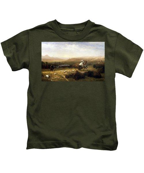 The Last Of The Buffalo  Kids T-Shirt