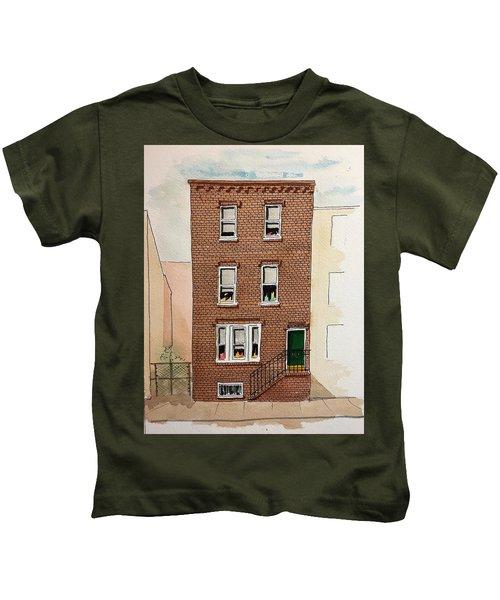 615 South Delhi St. Kids T-Shirt