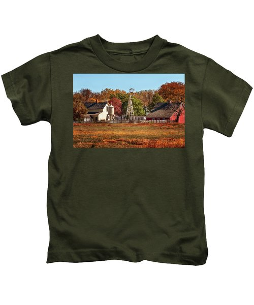 A Country Autumn Kids T-Shirt