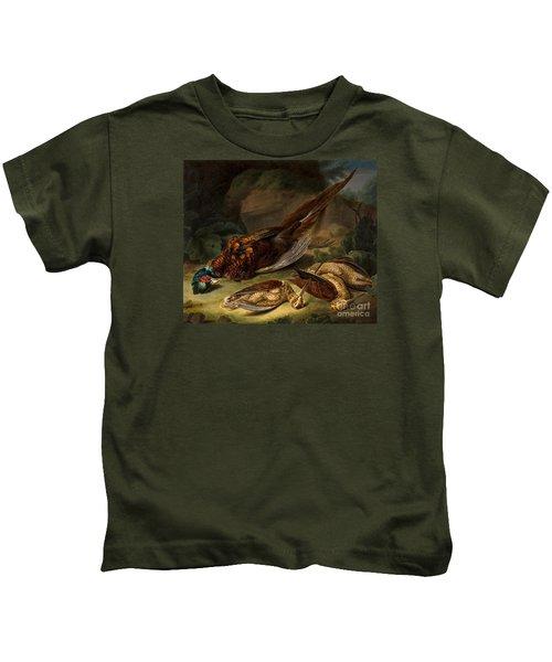 A Dead Pheasant Kids T-Shirt