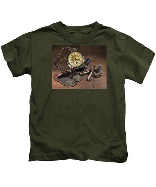 A Different Time Kids T-Shirt