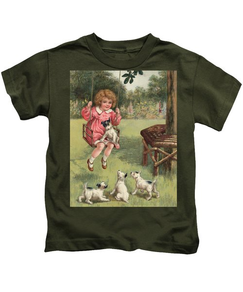 A Doubtful Pleasure Kids T-Shirt