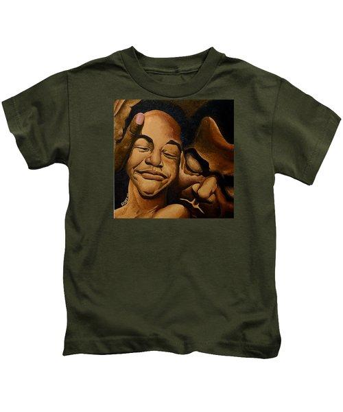A Father's Love Kids T-Shirt