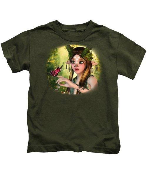 A Gentle Touch Kids T-Shirt
