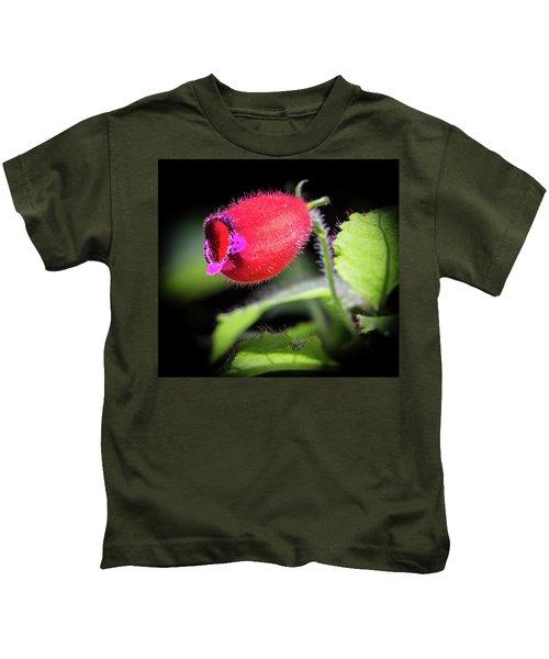A Gesneriad Kids T-Shirt
