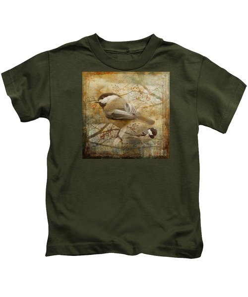 A Harbinger Of Changes 2015 Kids T-Shirt