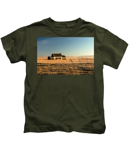 A Long, Long Time Ago Kids T-Shirt