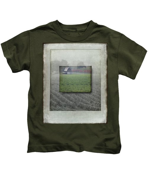 A Noir Tale Kids T-Shirt