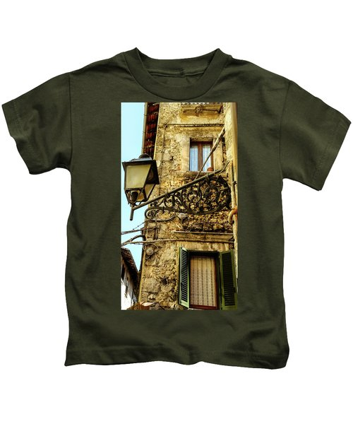 A Piece Of Italy Kids T-Shirt