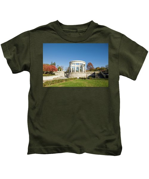 A Place Of Peace Kids T-Shirt