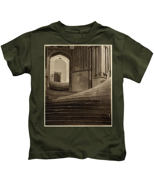 A Sea Of Steps Kids T-Shirt