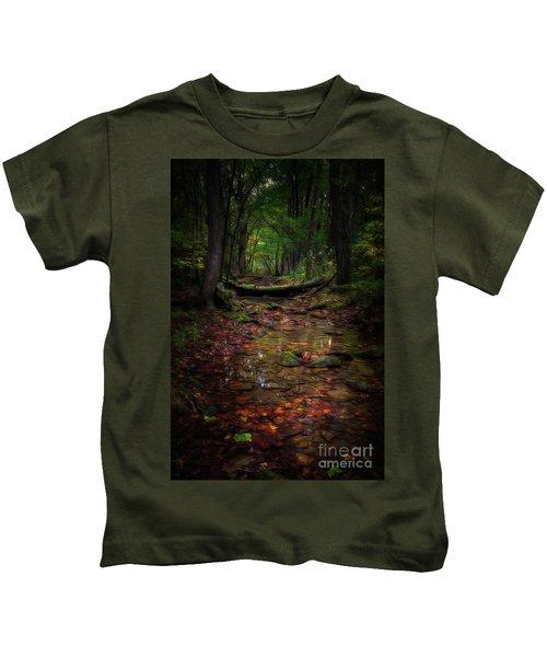 A Spot Of Sunshine Kids T-Shirt