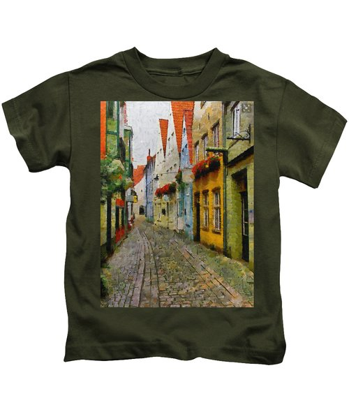 A Stroll Through The Street Kids T-Shirt