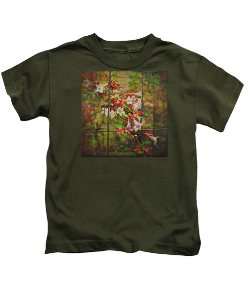 Abelia Coming Through Kids T-Shirt
