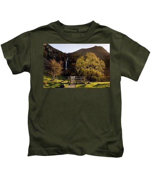 Aber Falls Kids T-Shirt