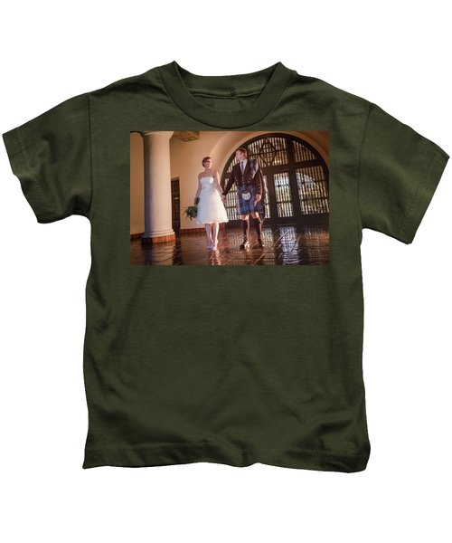 About To Be... Kids T-Shirt