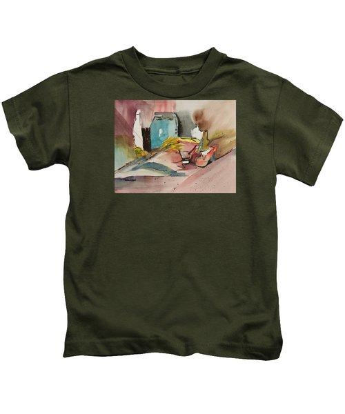Abstract Opus 3 Kids T-Shirt