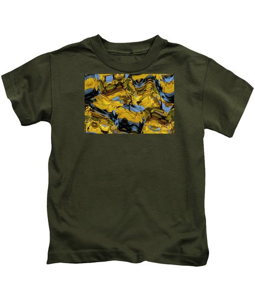 Abstract Pattern 4 Kids T-Shirt